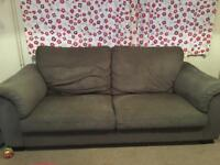 Free 4 seater sofa and large chair