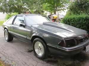 1989 Ford Mustang-5 speed