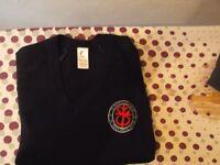 New! St. Bede's school jumper