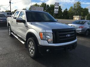 2010 Ford F-150 FX4 - ***Leather***BACK-UP CAM***