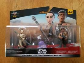 Star wars Disney infinity double pack BRAND NEW