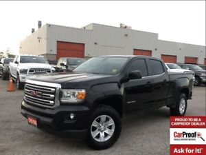 2016 GMC Canyon SLE**BACK UP CAM**TOUCHSCREEN**BLUETOOTH**
