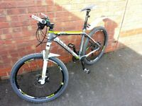 Cube LTD SL Mountain Bike... Mint Condition.