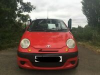 Daewoo Matiz SE 2004 (great first car)
