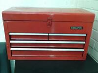 2 tool boxes ,chest and new cantilever