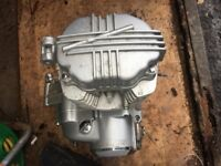 100cc motorbike engine 2years old spares or repair