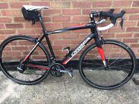 Team Vision 30 road bike wheels (shimano hub)