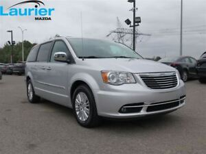 2012 Chrysler Town & Country LIMITED STOW N GO CUIR+TOIT