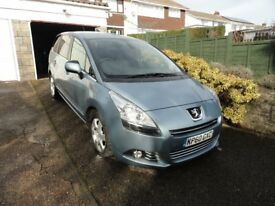 Peugeot 5008 7 seater