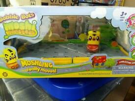 Moshi monster bobble bots - extended starter set