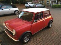 Austin mini 998 classic mini 1275