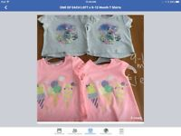 9-12 Month T shirts (One of each design left)