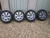 Ford Mondeo alloy wheels 5 stud