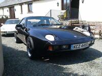 Porsche 928 1979 4.5l V8
