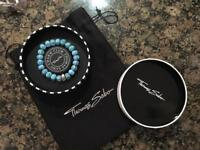 Thomas Sabo charm bracelet in original box and gift bag