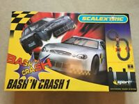 Scalextric Bash 'n Crash (inc. lap counter)