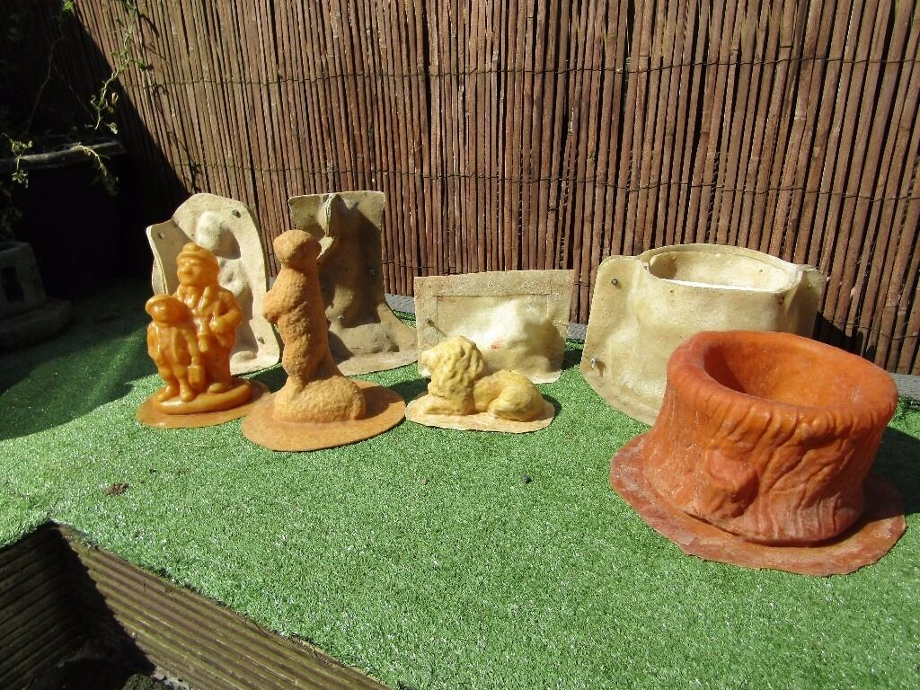 Garden Ornaments Latex And Fiberglass Moulds In Barnsley South