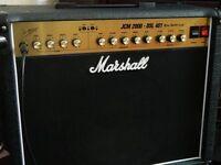 marshall valve amp dsl401