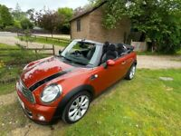 Mini Cooper D Convertible - £4000 just spent on new engine, clutch and flywheel (12 months warranty)