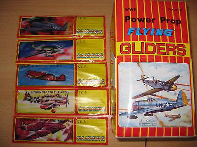Post Glider (48 x Flugzeuge Flying Gliders, Sonderposten  )