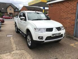Mitsubishi l200 barbarian superb condition! NO VAT!