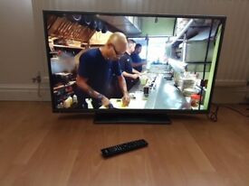 """42"""" Hitachi Full HD 1080p LED TV • Home delivery available"""