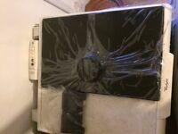 Panasonic 50 inc TV broken screen