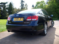 BARGAIN - LEXUS GS 450h 2009 - excellent condition!