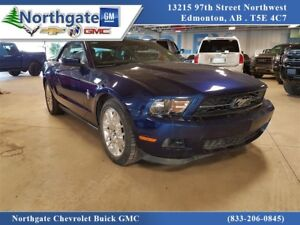 2012 Ford Mustang Premium Convertible Great KM Finance Available