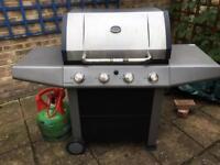 Leisureglow 4-burner BBQ
