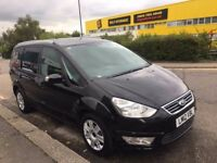 PCO Ford Galaxy, Automatic, 2 keys, 1 Prvs Keeper, History, Good Condition, PCO till May 2018