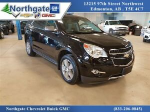 2013 Chevrolet Equinox LTZ, AWD, Leather, Sunroof, Bluetooth, US