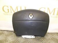 RENAULT ESPACE RIGHT DRIVER OFFSIDE STEERING WHEEL AIRBAG / AIR BAG 1997-2003