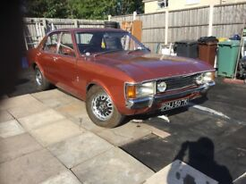 FORD CONSUL 3000 V6 COSWORTH SWEENY REPLICA CAR