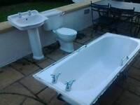 Bathroom Suite- good quality
