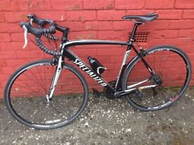Specialized Allez Road Bike 54cm triple