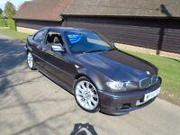 BMW 3 Series 320 Coupe 2l - 2005 - Manual - Diesel