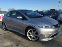 2008 08 Honda Civic Type R 2.0 I -V-TEC Type R GT- Genuine Low 71k Miles - Cat D - MOT January 17