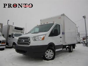 2015 Ford Transit T-250 CUBE 12 PIEDS ** RAMPE ARRIERE **