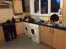 two kitchen base units