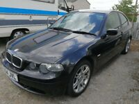 bmw 318ti spares or repairs