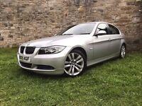 BMW 325i AUTOMATIC, 12 MONTH MOT, SAT NAV, LEATHER