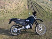 Yamaha DTR 125 - 2002
