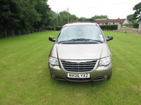 2006 chrysler grand voyager lx auto