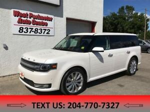 2016 Ford Flex Limited AWD Heated Leather Navigation Sunroof 7 P
