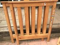 Baby's cot/first bed