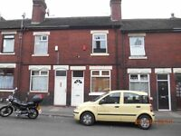 LET BY - 2 BEDROOM - FOLEY STREET - STOKE ON TRENT - LOW RENT - NO DEPOSITS - DSS ACCEPTED