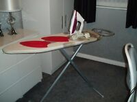 IRON - IRONING BOARD - IRON PADS - KENWOOD - MINKY - BRABANTIA