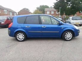 RENAULT GRAND SCENIC 1.5 DCI 2007 7 SEATER