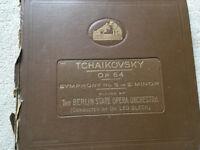 78 vinyl Tchaikovsky Op 64 Symphony no 5 in E minor
